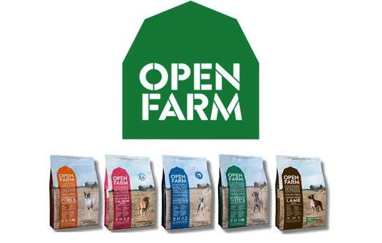 OPEN FARM DRY DOG & CAT FOODS, BUY 1 GET 1 FREE