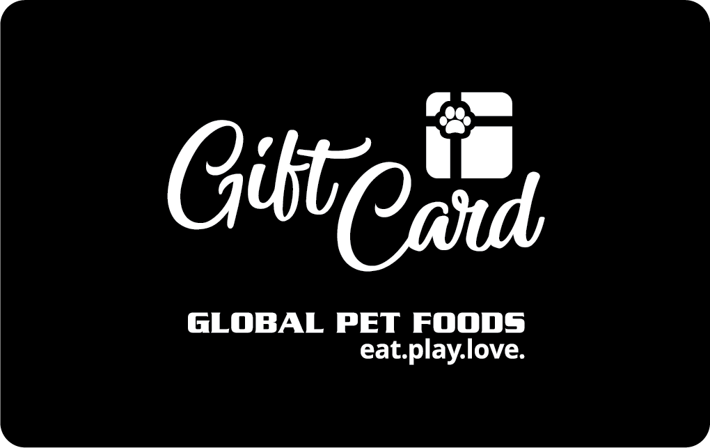global pet foods gift card