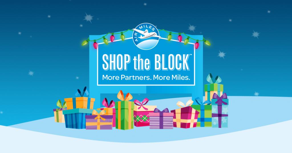 AIR MILES® Shop the Block 2018