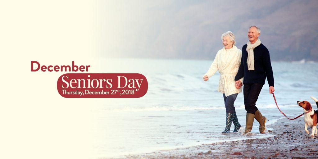 December Seniors Day
