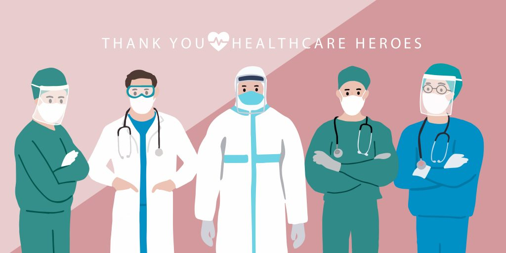 Thank You Medical Professionals!